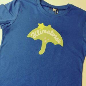 Klimatosse øko t-shirt
